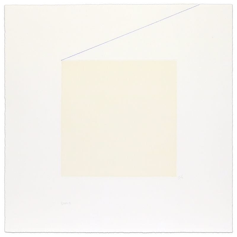 Untitled [4] by Robert Ryman