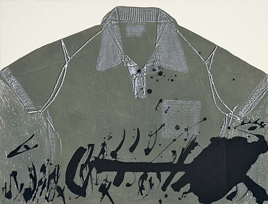 Camisa by Antoni Tapies