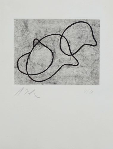 """Jean Arp """"untitled"""" 1966 by Jean Arp at"""