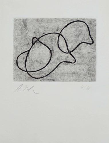 "Jean Arp ""untitled"" 1966 by Jean Arp"