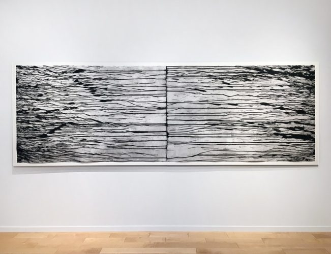 Speed Of The Sound Of Loneliness by Richard Long at