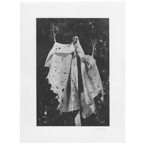 Untitled Ghost by Rudolf Stingel at
