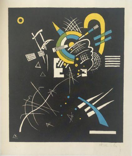 Kleine Welten Vii (little Worlds Vii) by Wassily Kandinsky at