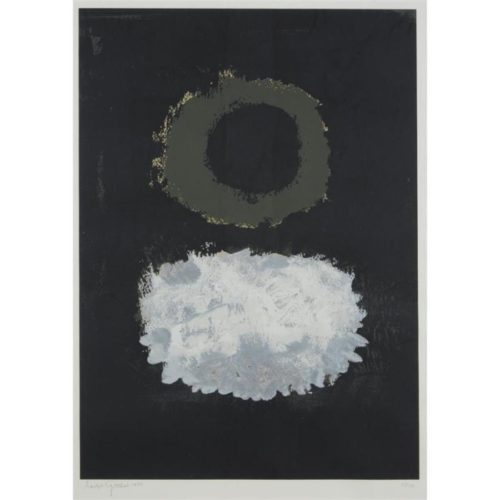 Black Field by Adolph Gottlieb at Adolph Gottlieb