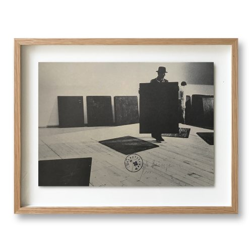 Aufbau by Joseph Beuys at
