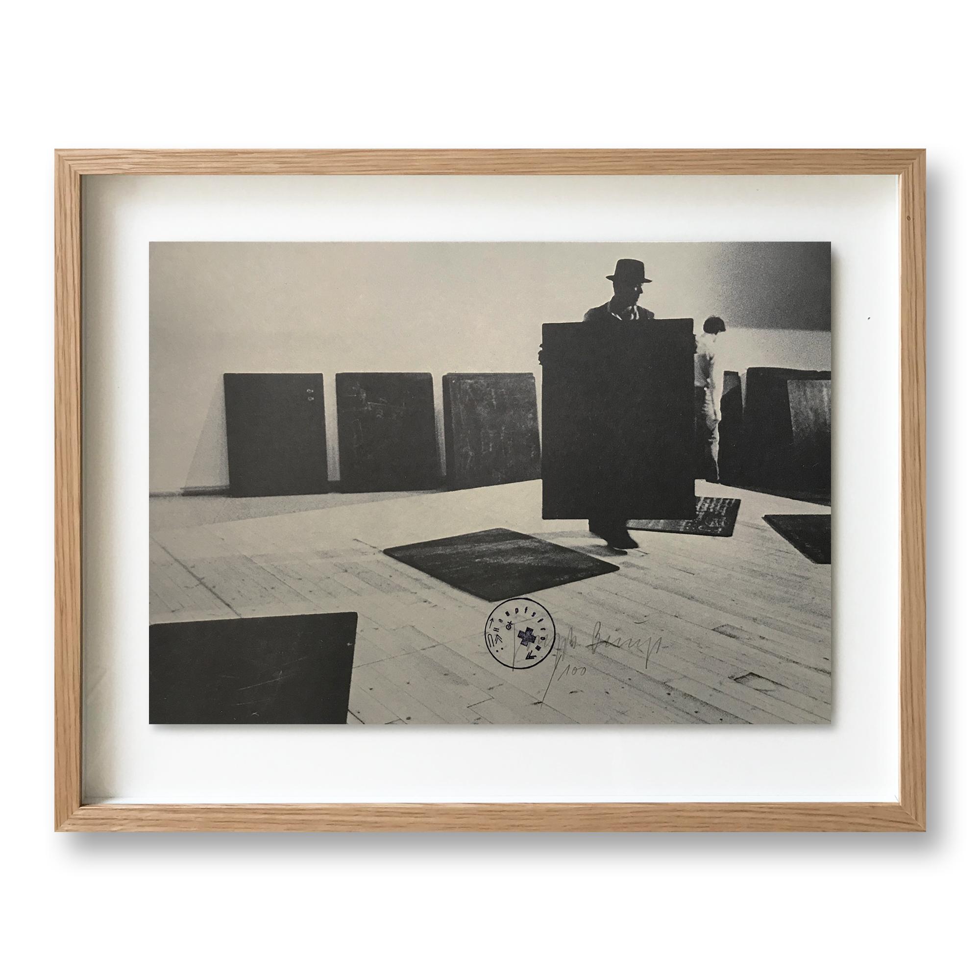 Aufbau by Joseph Beuys