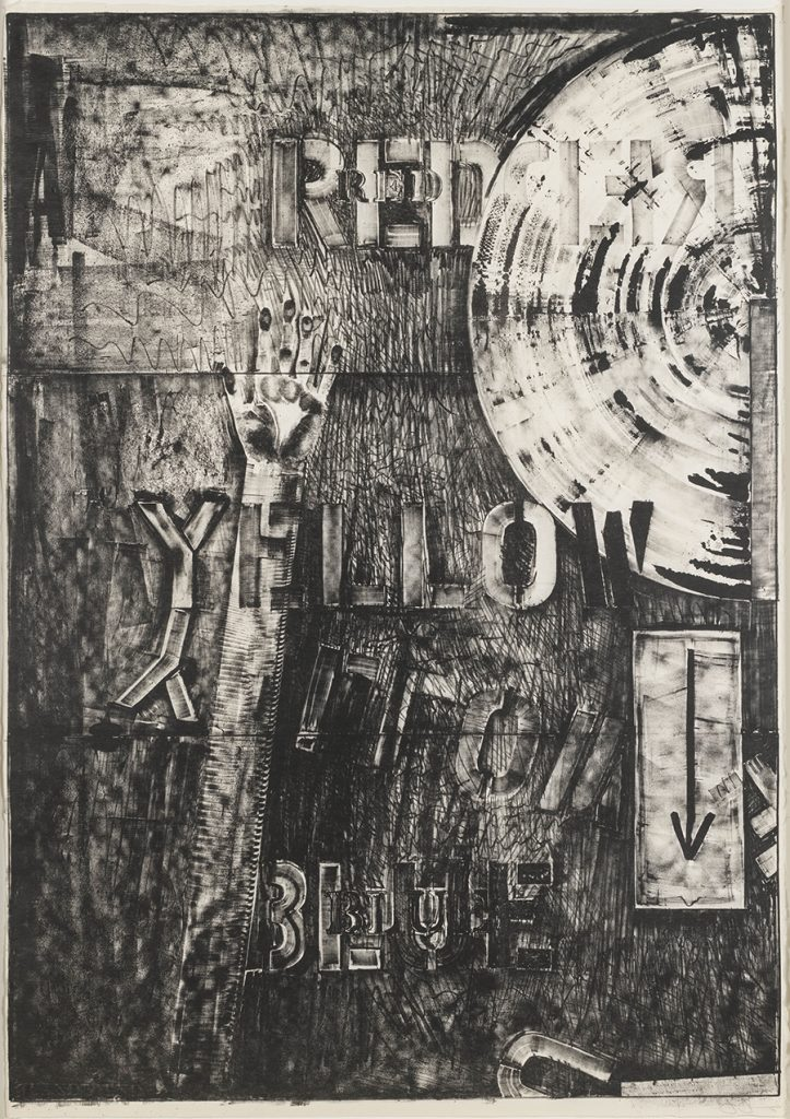 Neo-Dadaism: Land's End by Jasper Johns