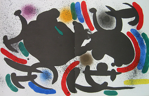Untitled by Joan Miro
