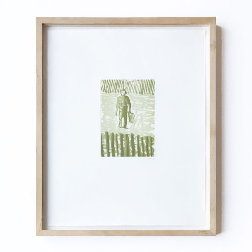 Untitled (from Blizzard '77) by Peter Doig at