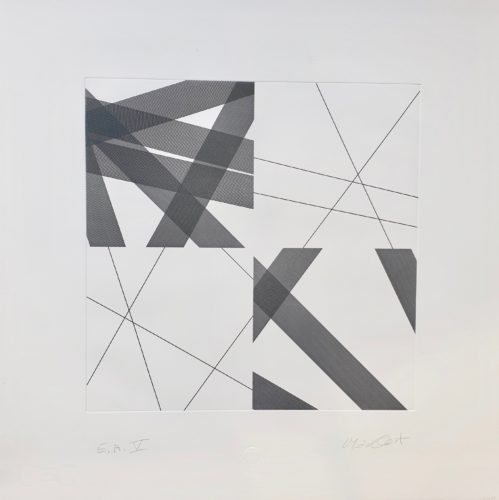 Untitled by François Morellet