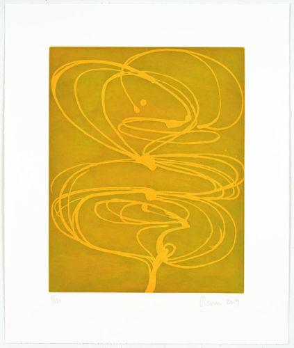 Gamboge by Jill Moser at