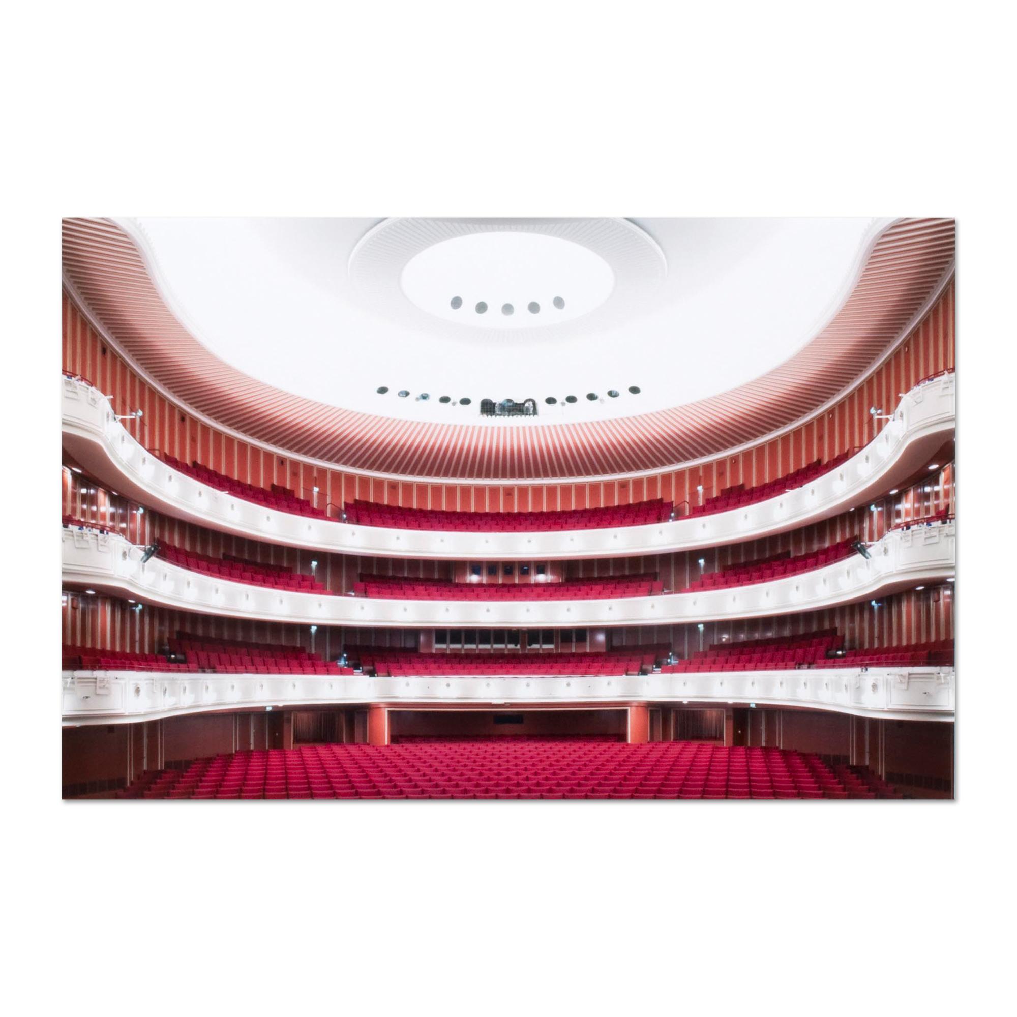 Deutsche Oper by Candida Hofer