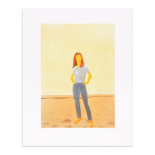 Harbor 10 by Alex Katz