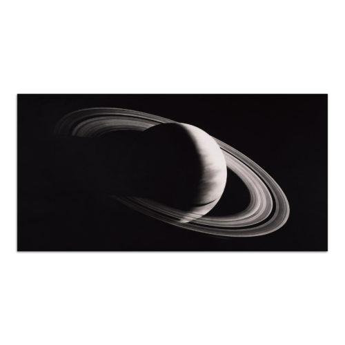 Saturn by Robert Longo at