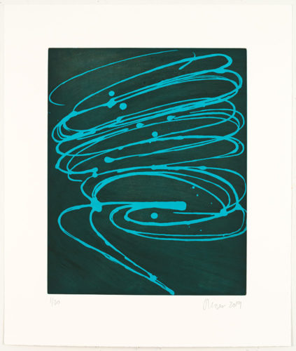 Verdigris by Jill Moser at