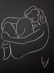…seule, Au Pied Du Grand Caroubier… by Henri Matisse at