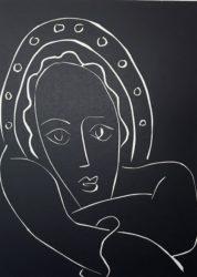 …le Regard Fixe, Les Joues En Feu… by Henri Matisse at