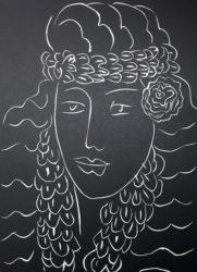 …et Je Me Reposerai Enfin Dans Le Rien Que Je Convoite… by Henri Matisse at