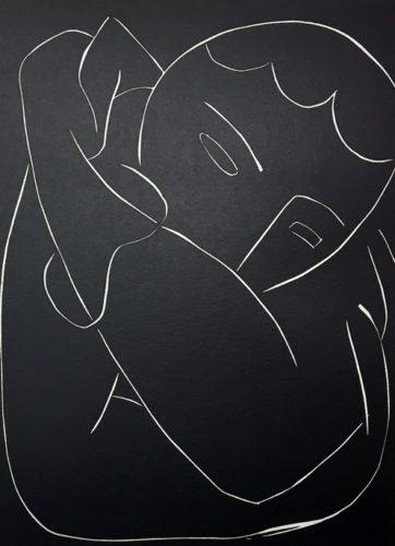 …et Se Coucher Chaque Soir Dans Son Malheur… by Henri Matisse