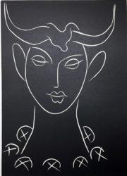 …j'irai A Ce Que J'ai Voulu, Sans Fierte Comme Sans Remords… by Henri Matisse at