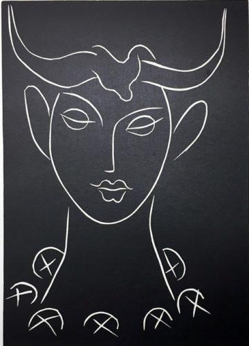 …j'irai A Ce Que J'ai Voulu, Sans Fierte Comme Sans Remords… by Henri Matisse
