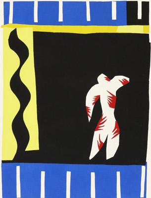 Le Clown by Henri Matisse