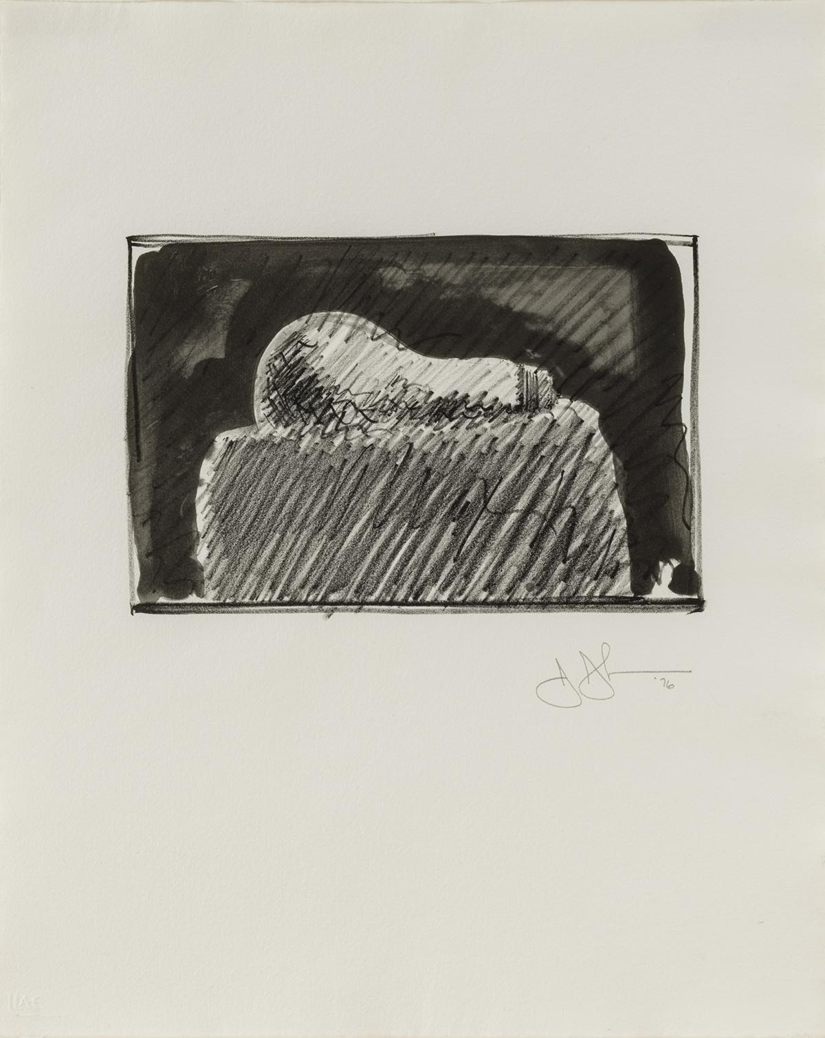Light Bulb by Jasper Johns
