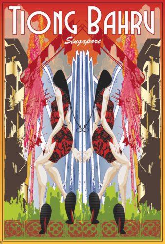Tiong Bahru (sexy Sin City Series) by Booda Brand