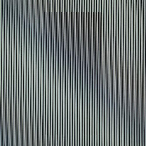 Couleur Additive Gris Dos by Carlos Cruz-Diez