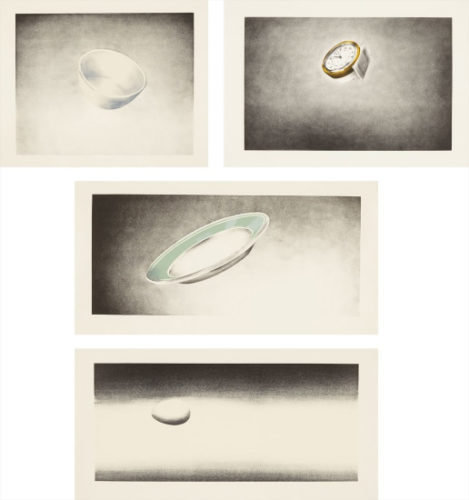 Domestic Tranquility by Ed Ruscha