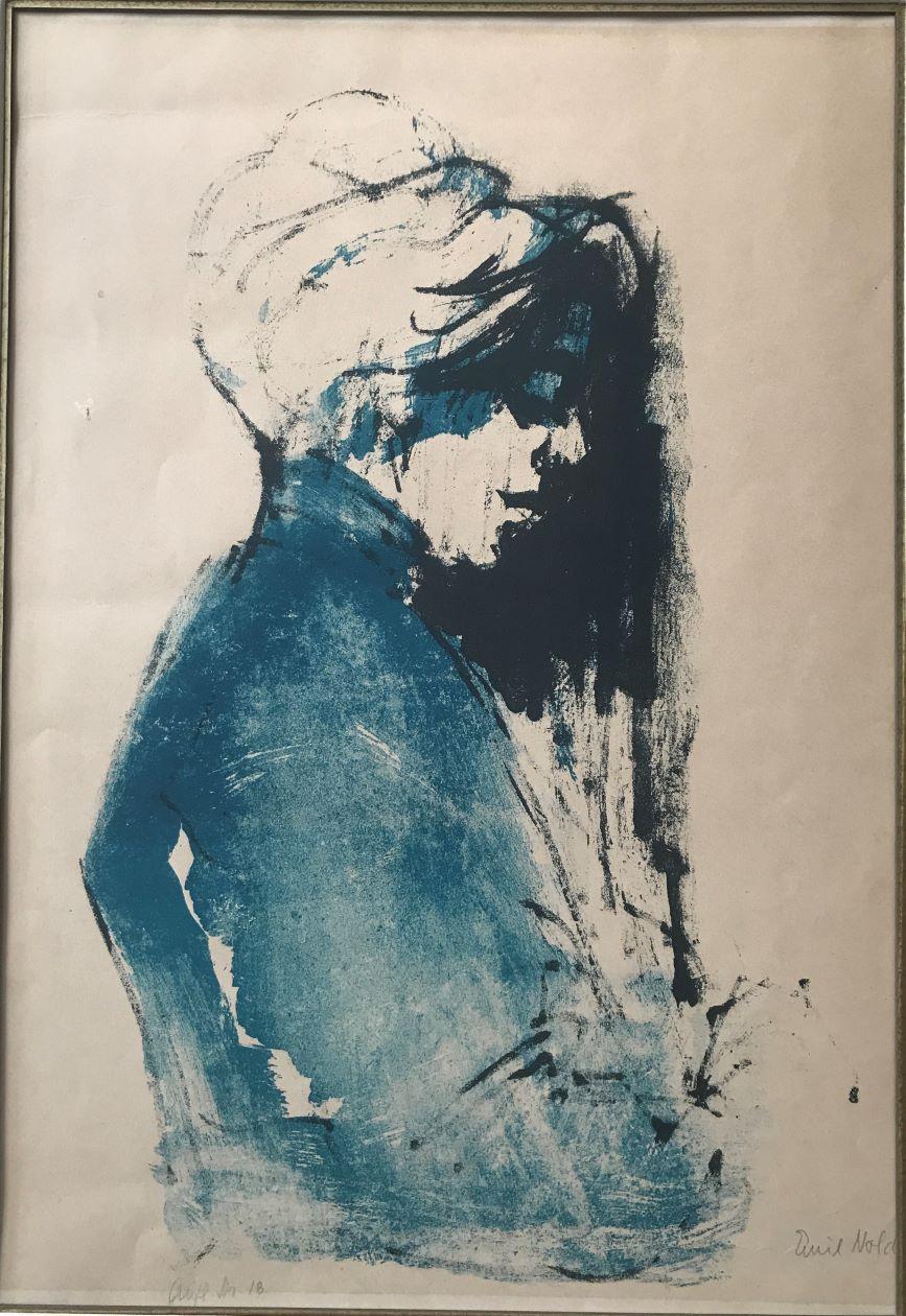 Alice by Emil Nolde