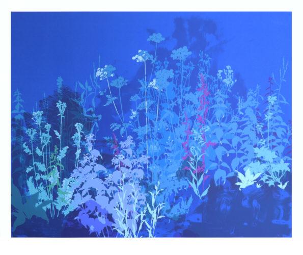 Blue Hour by Henrik Simonsen