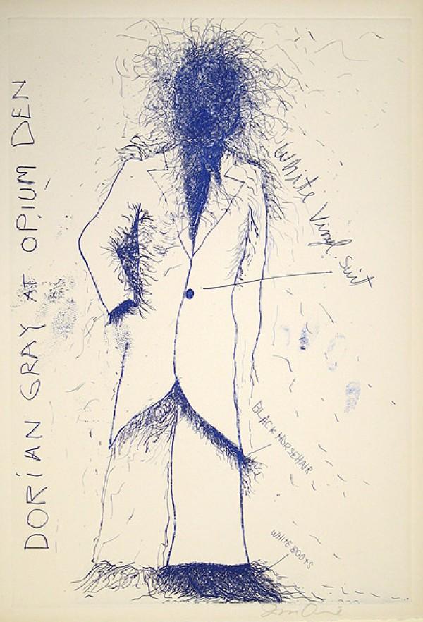 Dorian Gray, Opium by Jim Dine