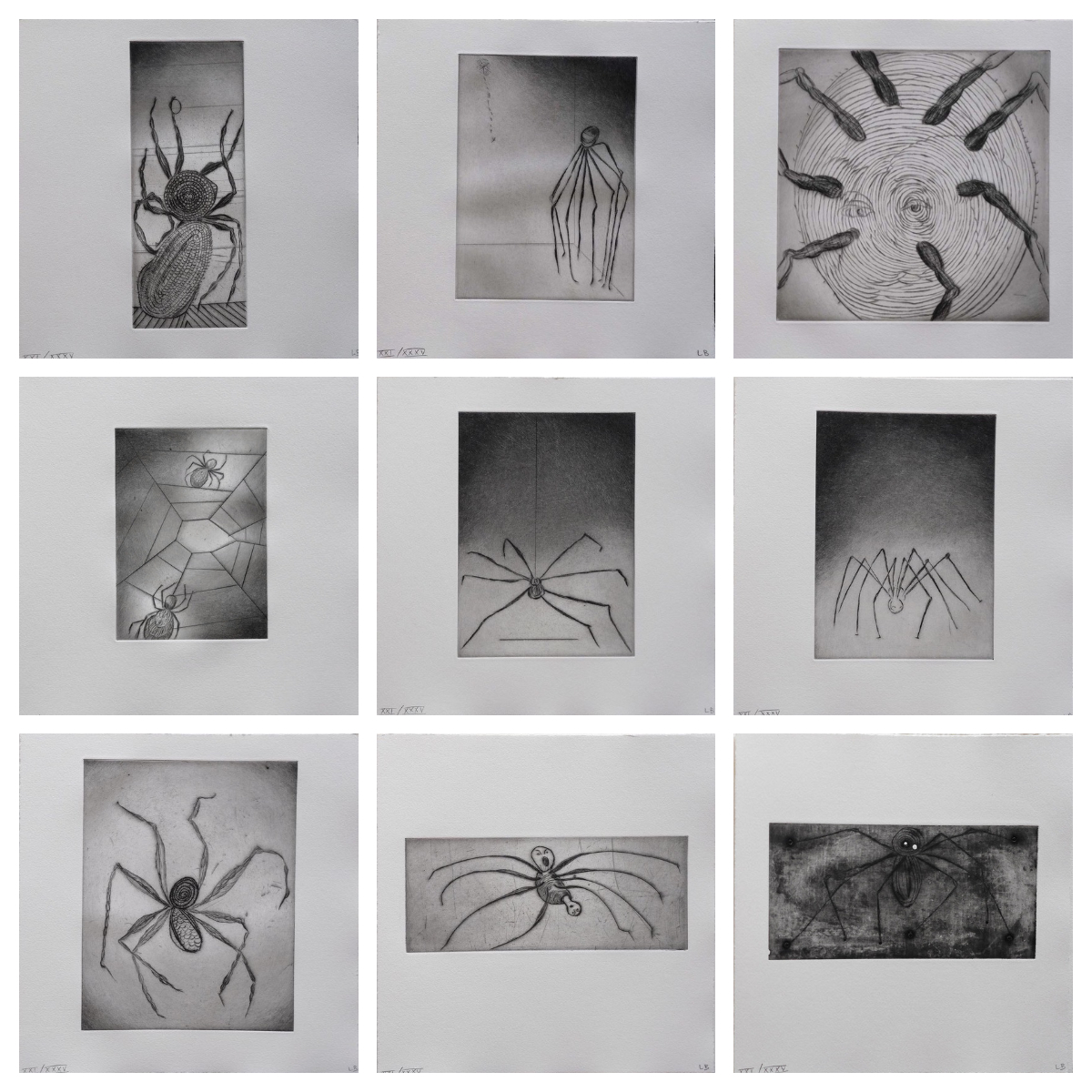 Ode A Ma Mere – Portfolio (9) by Louise Bourgeois