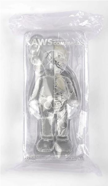 Companion Mono (flayed) by KAWS