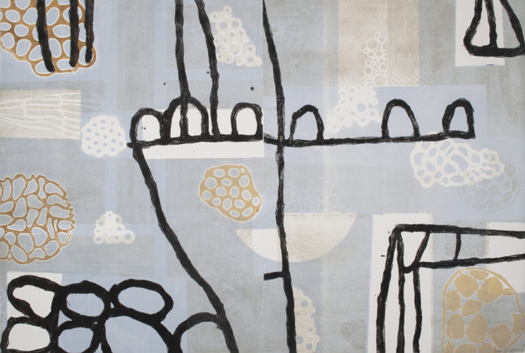 Haint Blue 1 by Susanne Carmack at