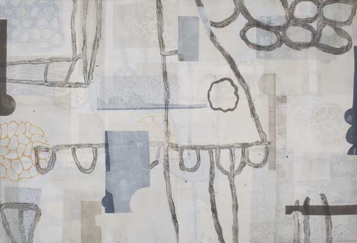 Haint Blue 2 by Susanne Carmack at