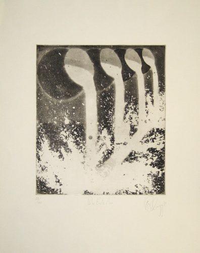 Die Erste Ära (the First Era) by Tony Cragg at