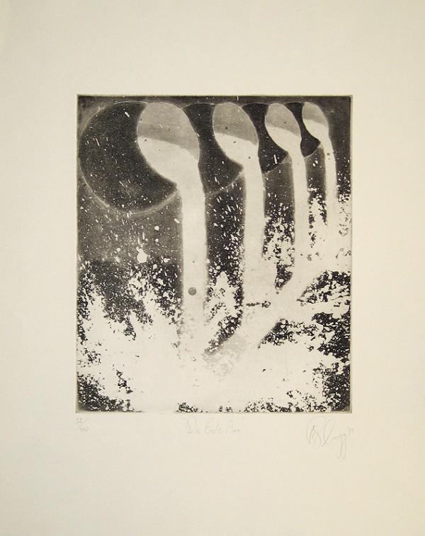 Die Erste Ära (the First Era) by Tony Cragg