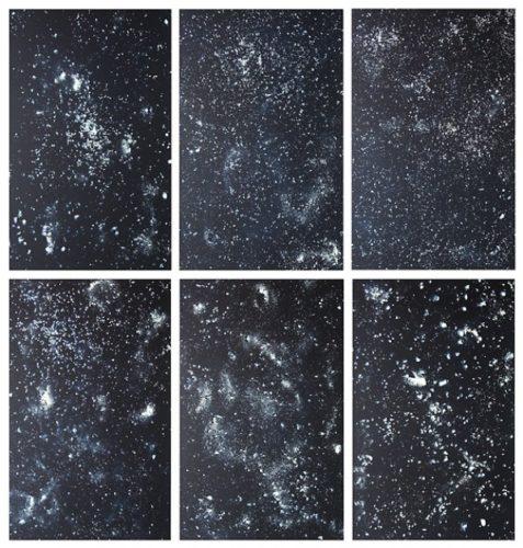 Stars, Portfolio by Ugo Rondinone
