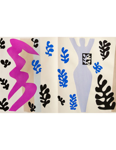 Le Lanceur De Couteaux (knife Thrower) by Henri Matisse