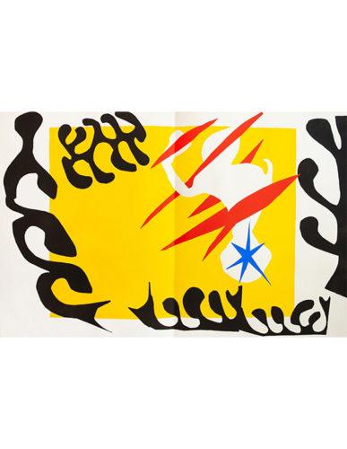 Le Cauchemar De L'Éléphant Blanc (the White Elephant's Nightmare) by Henri Matisse
