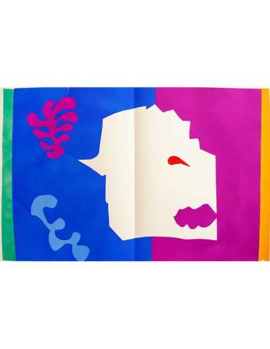 Le Loup (wolf) by Henri Matisse