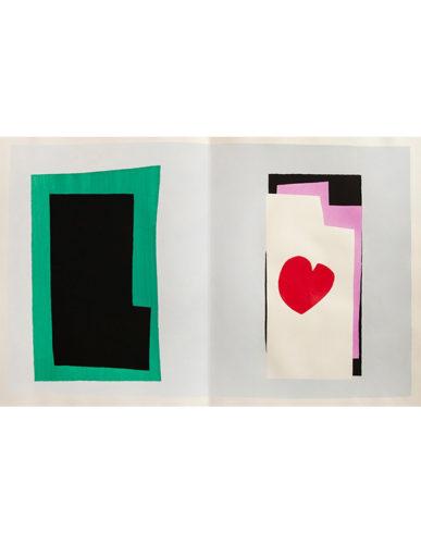 Le Coeur (heart) by Henri Matisse