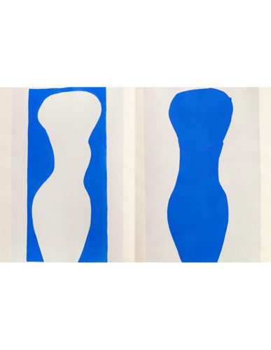 Formes (forms) by Henri Matisse