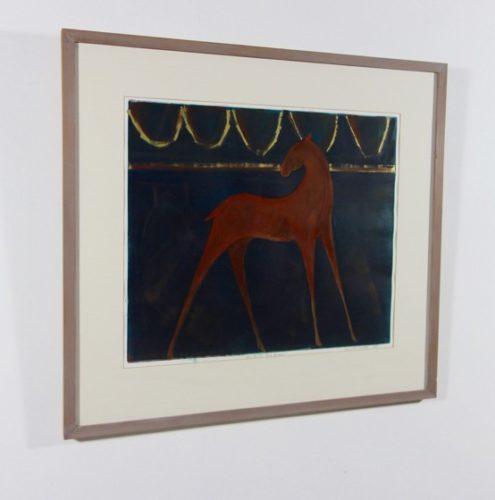 Red Horse, Red Bridges by Henrietta Corbett