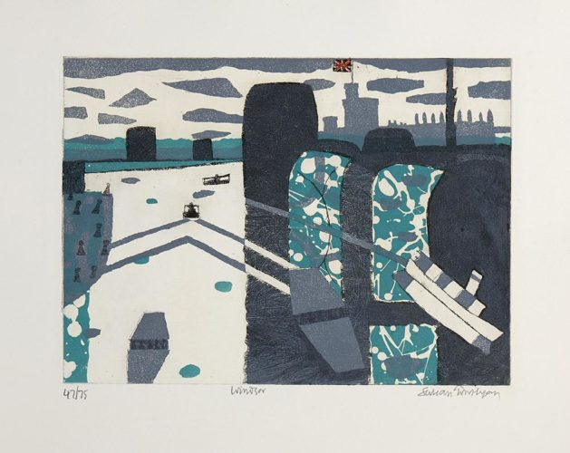 Windsor by Julian Trevelyan at