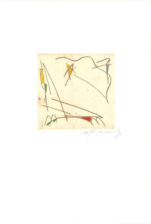 Estels 1 by Albert Rafols-Casamada