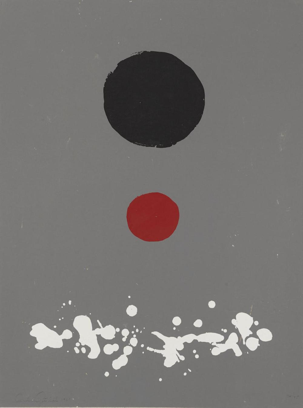 Jetsam by Adolph Gottlieb