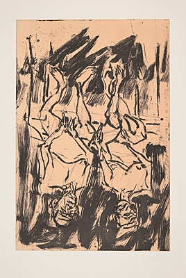 Gartenlaube by Georg Baselitz
